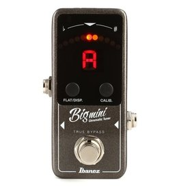 Ibanez Big Mini Tuner Pedal