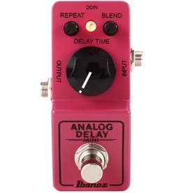 Ibanez Ibanez Analog Delay Mini Pedal