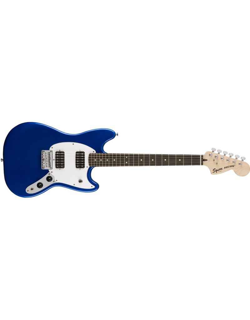 Squier Bullet Mustang HH, Imperial Blue