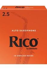 Rico Rico Alto Sax Reeds 2.5 (10 Pack)