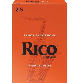 Rico Tenor Sax Reeds 2.5 (10 Pack)