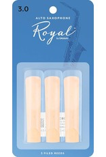 Rico Rico Royal Alto Sax Reeds 3 (3 Pack)