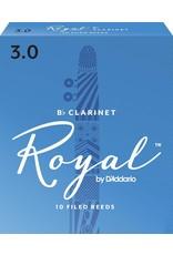 Rico Rico Royal Clarinet Reeds 3 (10 Pack)