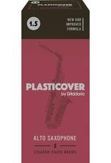 Rico Rico Plasticover Alto Sax Reeds 1.5 (5 Pack)