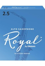 Rico Rico Royal Alto Sax Reeds 2.5 (10 Pack)