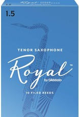 Rico Rico Royal Tenor Sax Reeds 1.5 (10 Pack)