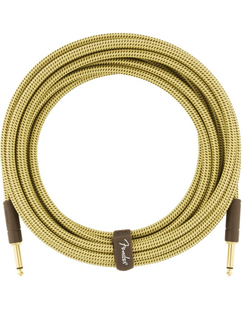 Fender Deluxe 18.6ft Tweed Cable