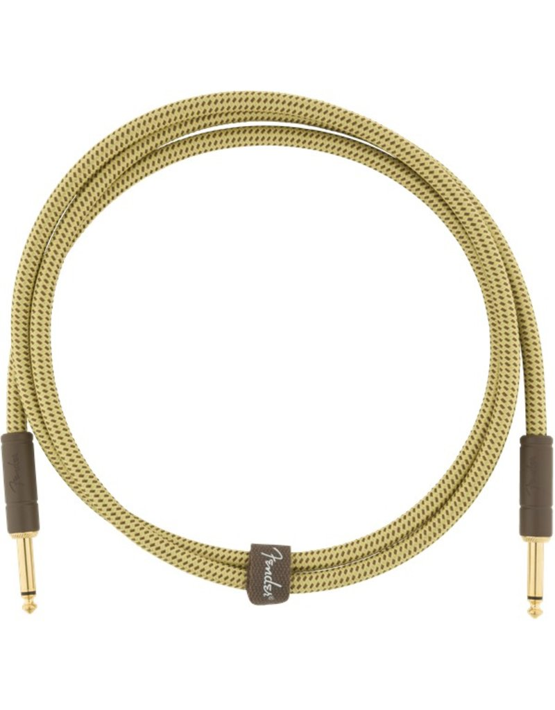 Fender Deluxe 5ft Tweed Cable