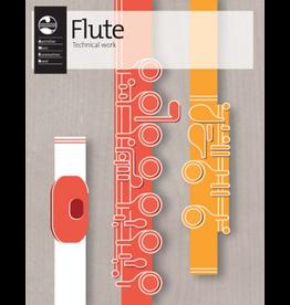 AMEB Hal Leonard Flute Technical Work 2012