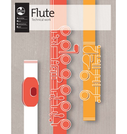 Hal Leonard Flute Technical Work 2012
