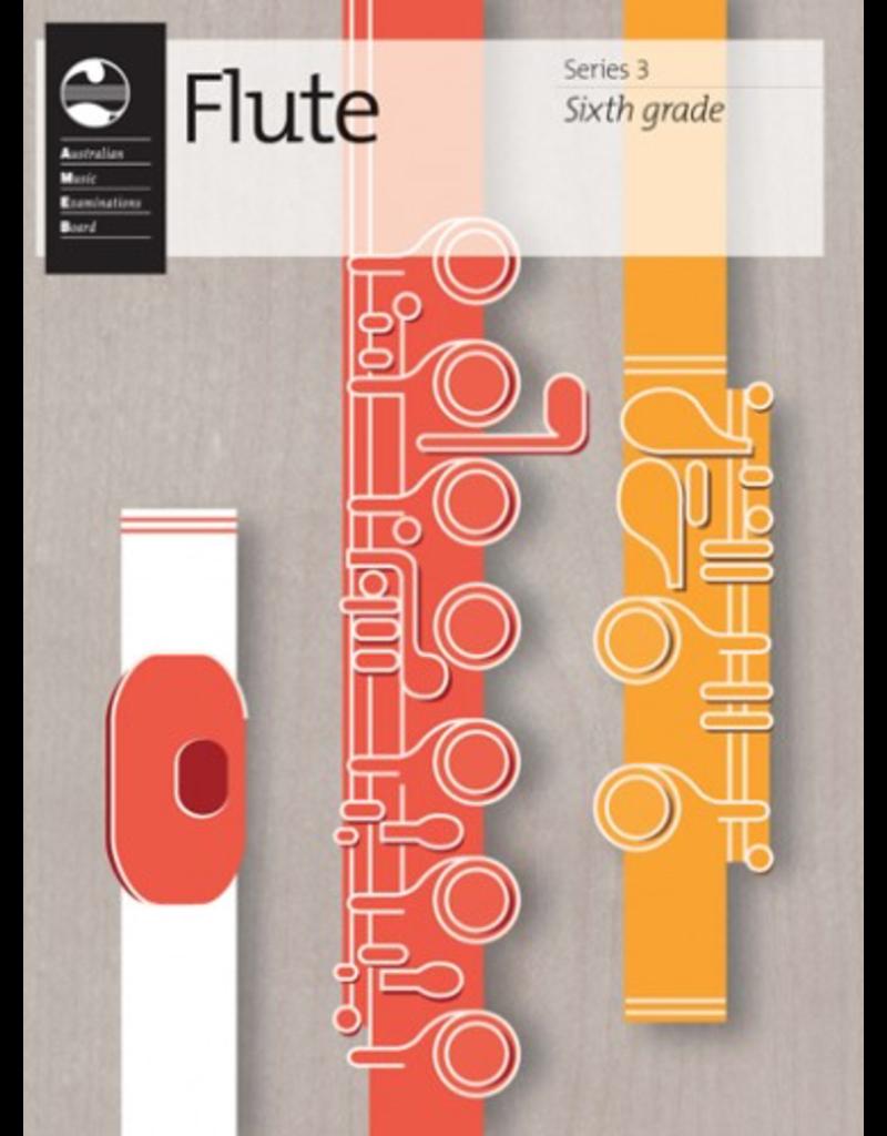 AMEB Hal Leonard Flute Grade 6 Series 3