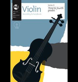 AMEB Violin Grade 3+4 Handbook Series 9