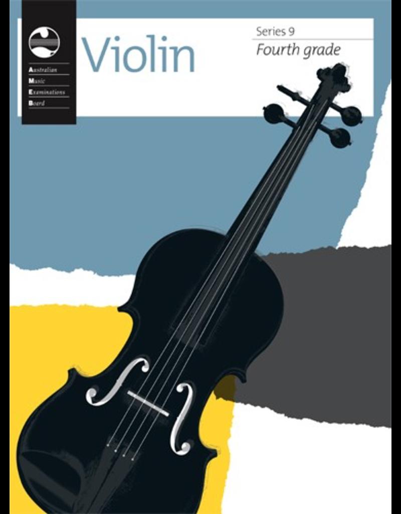 AMEB AMEB Violin Grade 4 Series 9