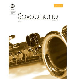 AMEB Alto Saxophone Grade 4 Series 2
