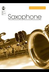 AMEB Saxophone Technical Work Book 2008