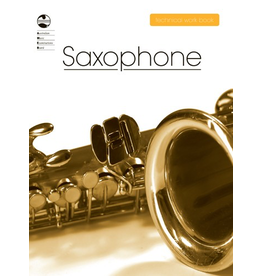 AMEB Saxophone Technical Work Book 2008