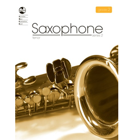 AMEB Tenor Saxophone Grade 2 Series 2