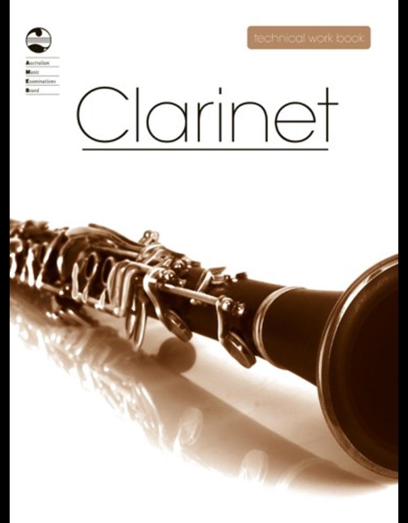 AMEB Clarinet Technical Workbook 2008