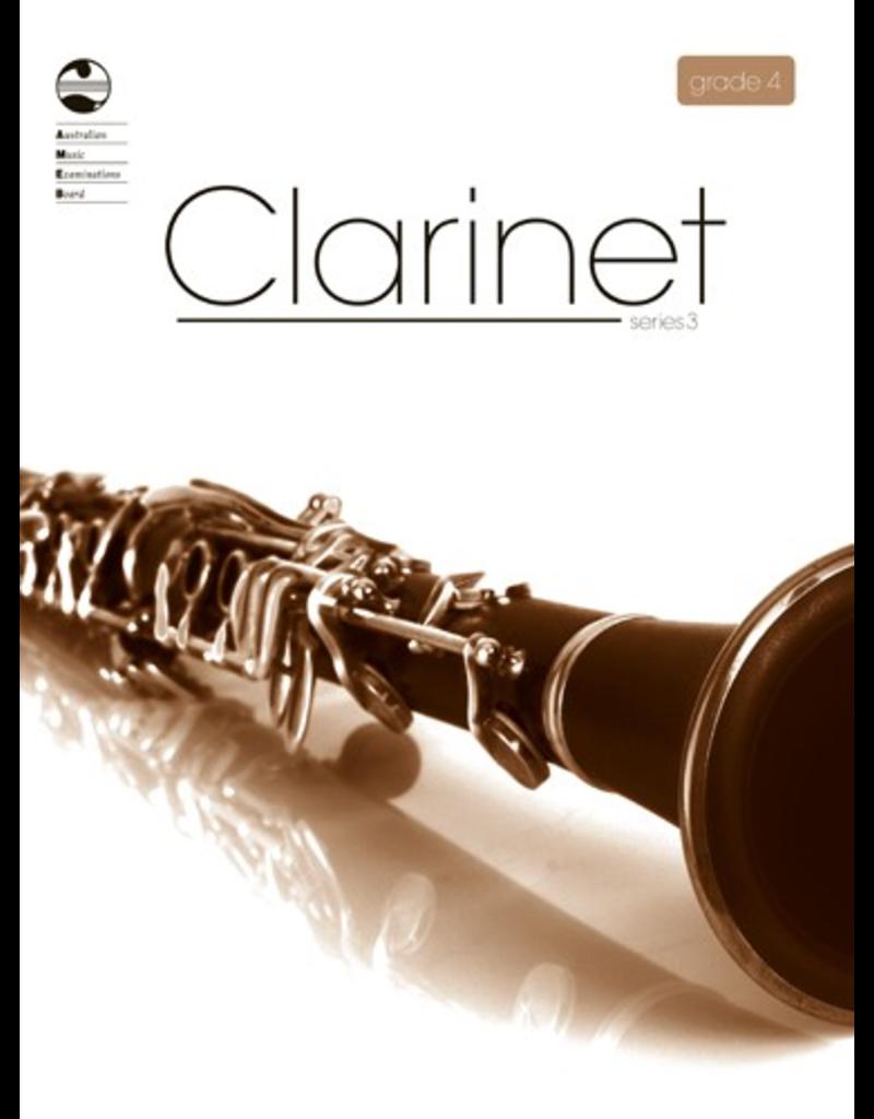 AMEB AMEB Clarinet Grade 4 Series 3