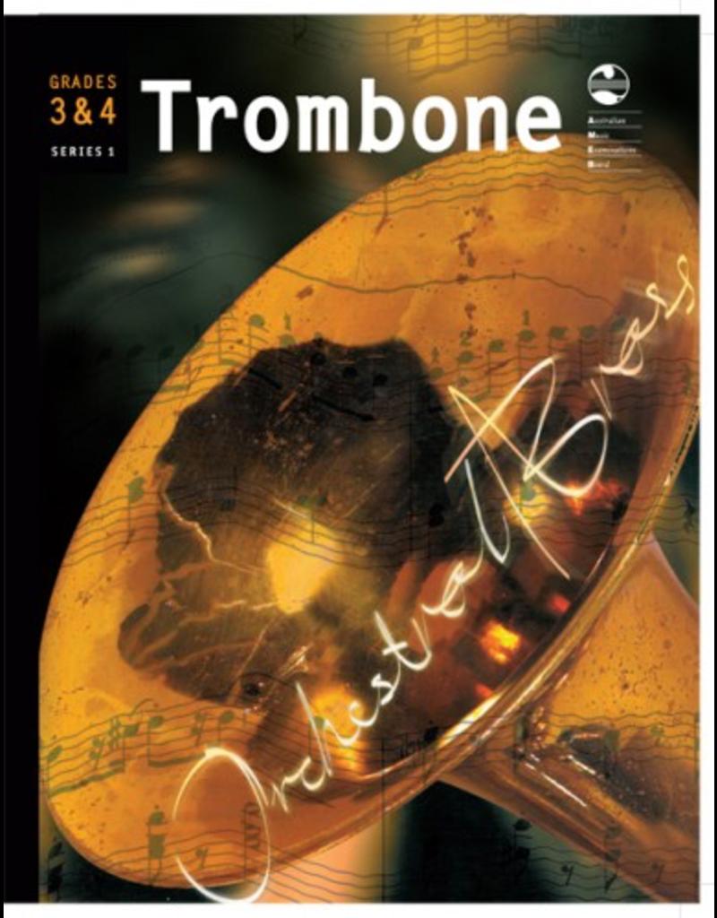 AMEB Trombone Grade 3 + 4