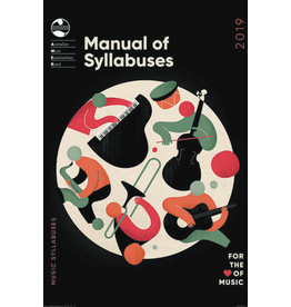 AMEB 2019 Manual of Syllabuses