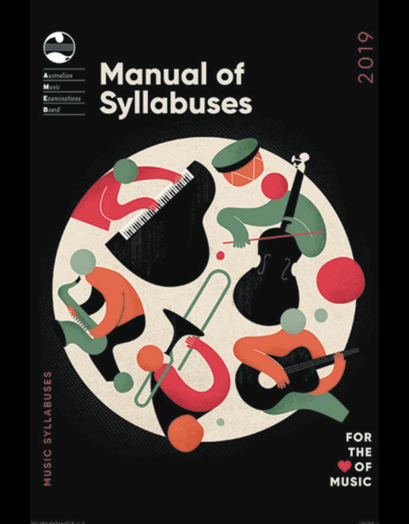 AMEB AMEB 2019 Manual of Syllabuses