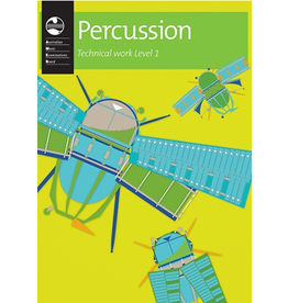 AMEB AMEB Percussion Technical Work Level 1