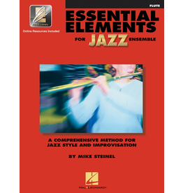 Hal Leonard Flute For Jazz Ensemble