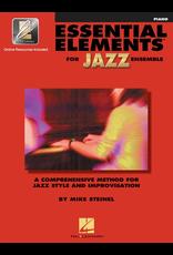 Hal Leonard Piano For Jazz Ensemble