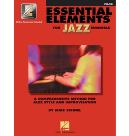 Hal Leonard Hal Leonard Piano For Jazz Ensemble
