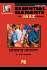 Hal Leonard Hal Leonard Alto Sax for Jazz Ensemble,