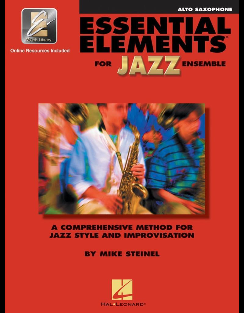 Hal Leonard Alto Sax for Jazz Ensemble