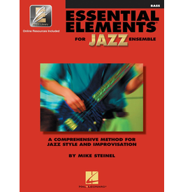 Hal Leonard Bass For Jazz Ensemble