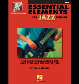 Hal Leonard Hal Leonard Bass For Jazz Ensemble