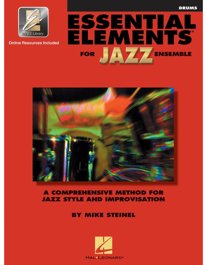 Hal Leonard Drums For Jazz Ensemble