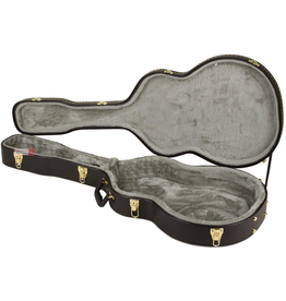 Guardian Archtop Hardshell Case, 335 Shape