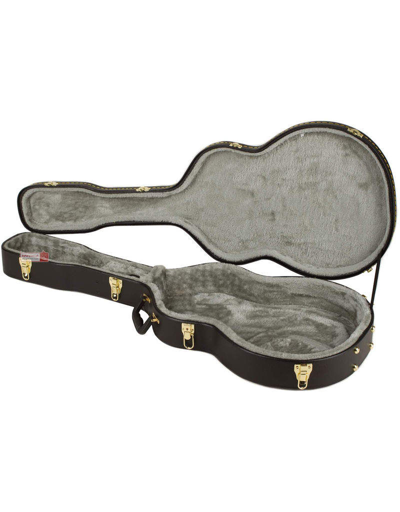 Archtop Hardshell Case, 335 Shape