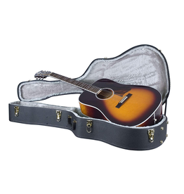 Archtop Hardshell Case, Dreadnought Shape