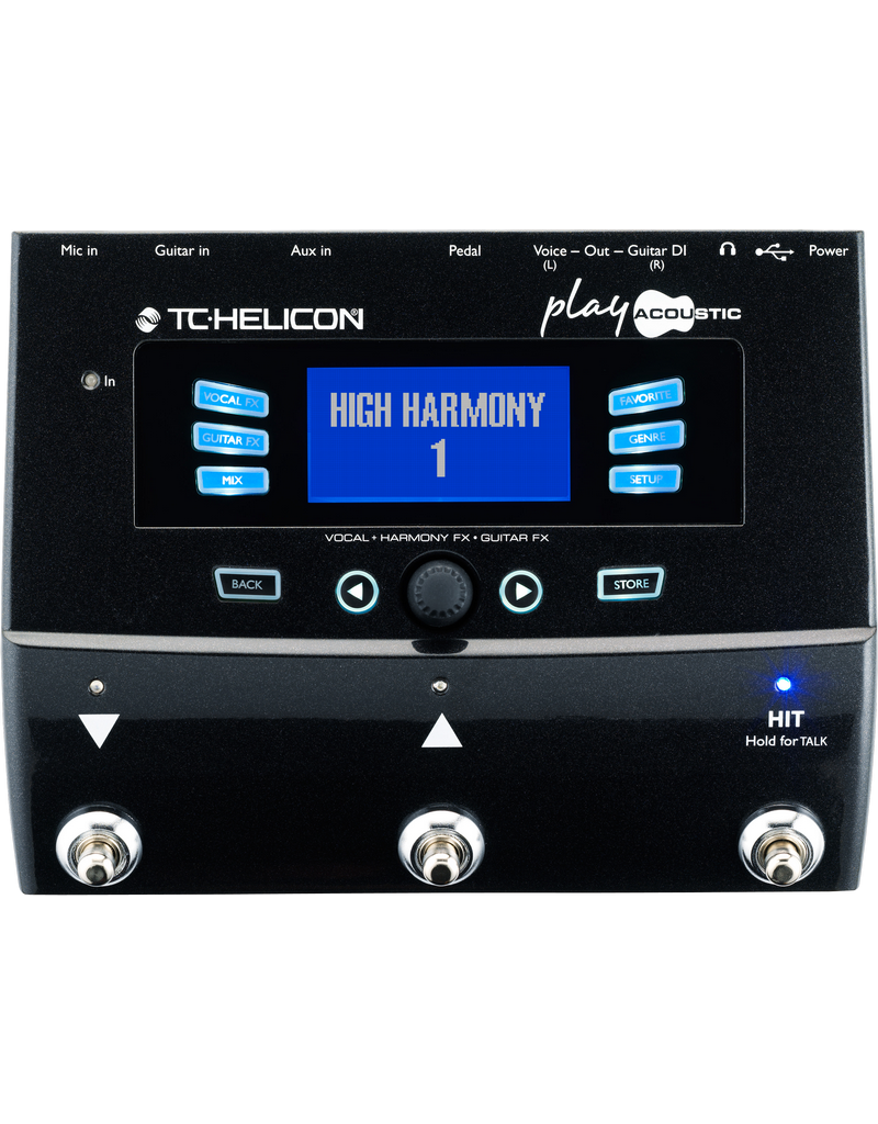 TC Helicon TC Helicon VoiceLive Play Acoustic