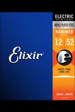 Elixir Elixir Nanoweb Electric 12-52