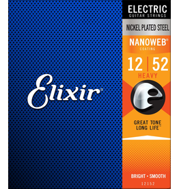 Elixir Nanoweb Electric 12-52