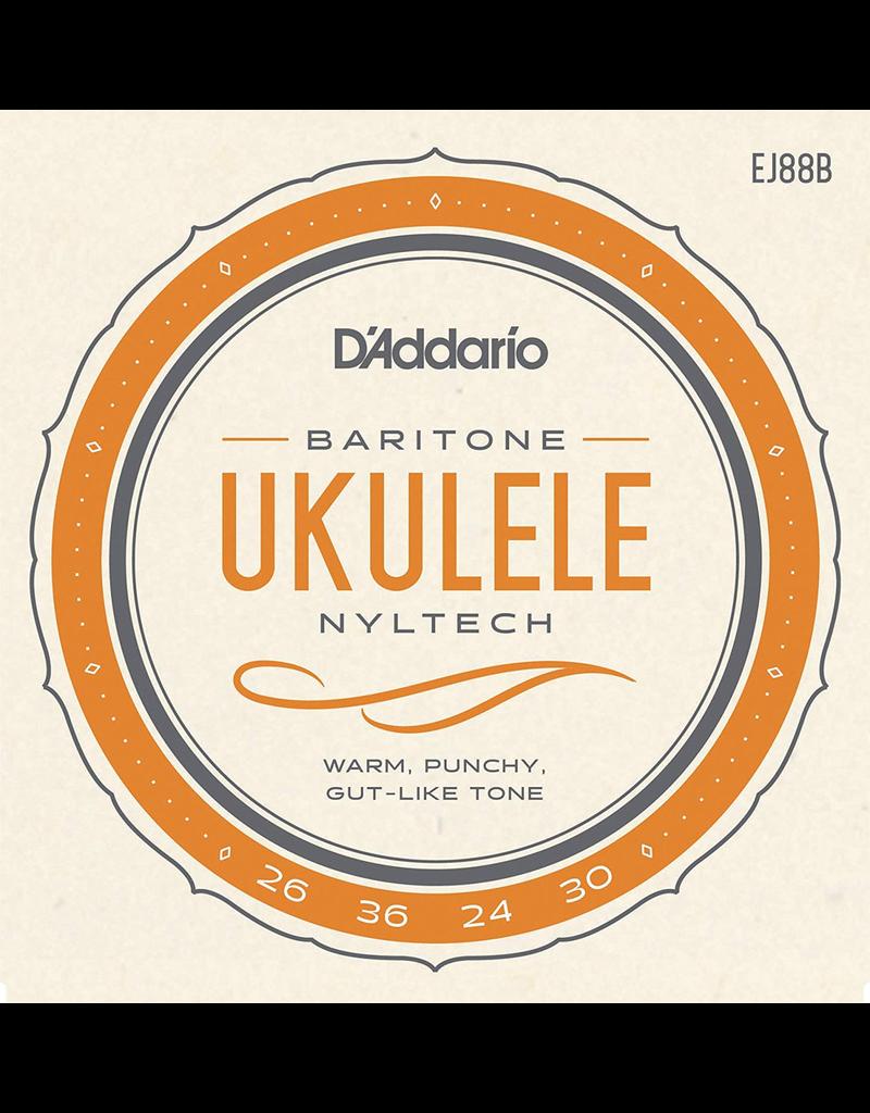 D'addario Nyltech Ukulele Strings, Baritone