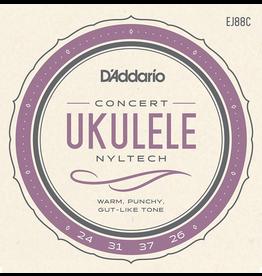 Daddario Daddario Nyltech Ukulele Strings, Concert