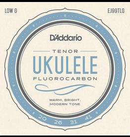 Daddario Daddario Pro-Arté Carbon Ukulele Strings, Tenor Low G