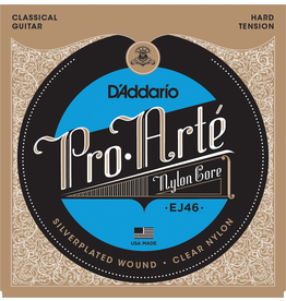 Daddario Pro-Arté Nylon Strings, Hard Tension