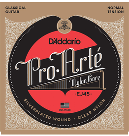 Daddario Pro-Arté Nylon Strings, Normal Tension