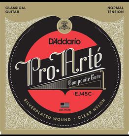 Daddario Pro-Arté Composite Strings, Normal Tension