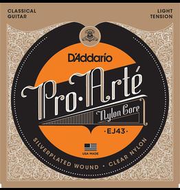 Daddario Pro-Arte Nylon Strings, Light Tension