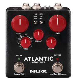 NUX NUX Atlantic Delay & Reverb,Atlantic