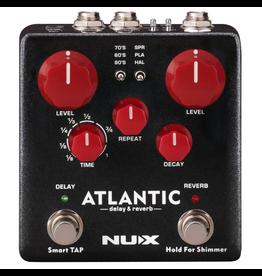 NUX NUX Atlantic Delay & Reverb,Atlantic